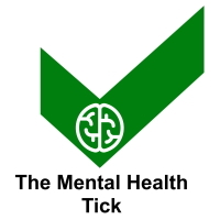 The Mental Health Tick logo